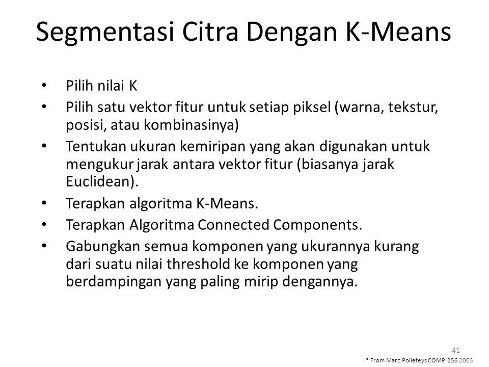 Segmentasi Citra Dengan K-Means