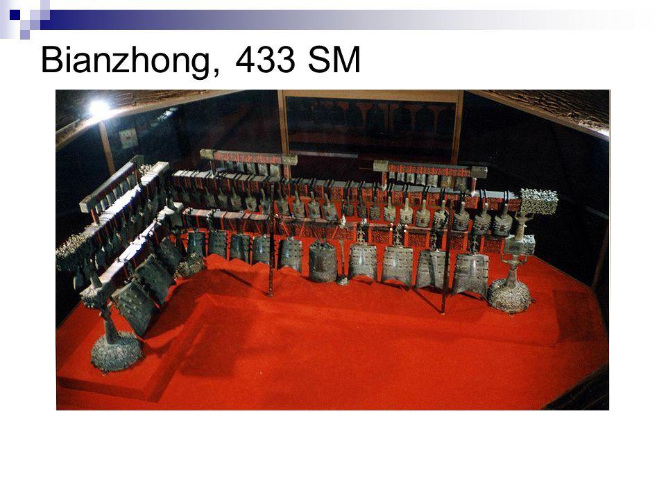 Bianzhong, 433 SM