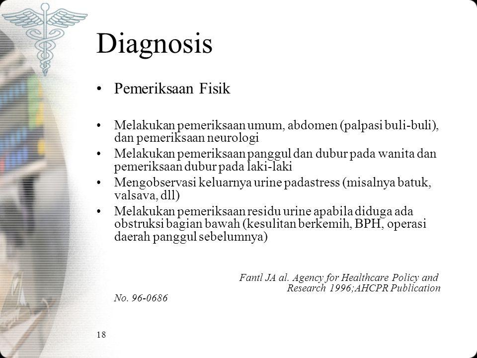 Diagnosis Pemeriksaan Fisik
