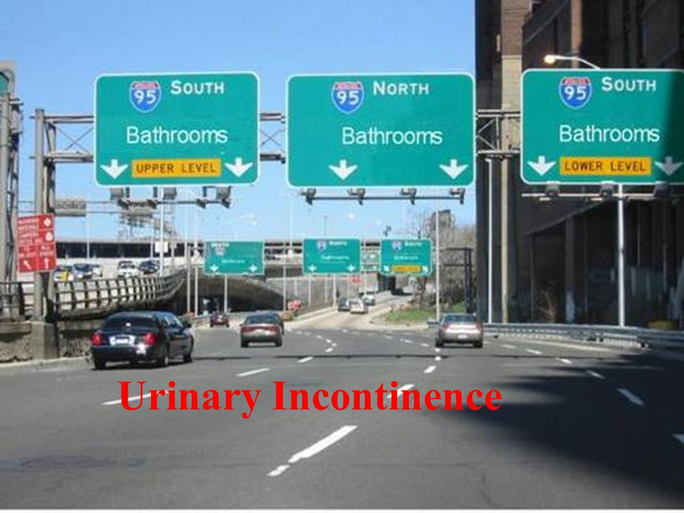 In the US the problem has become so severe we have even modified our freeway signs to help those who suffer