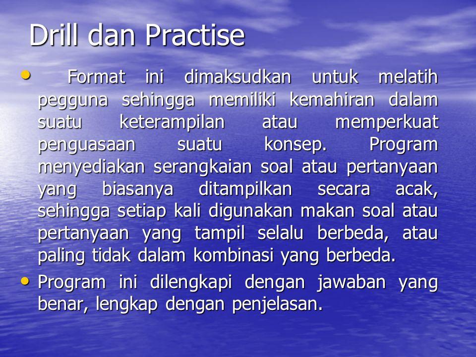 Drill dan Practise