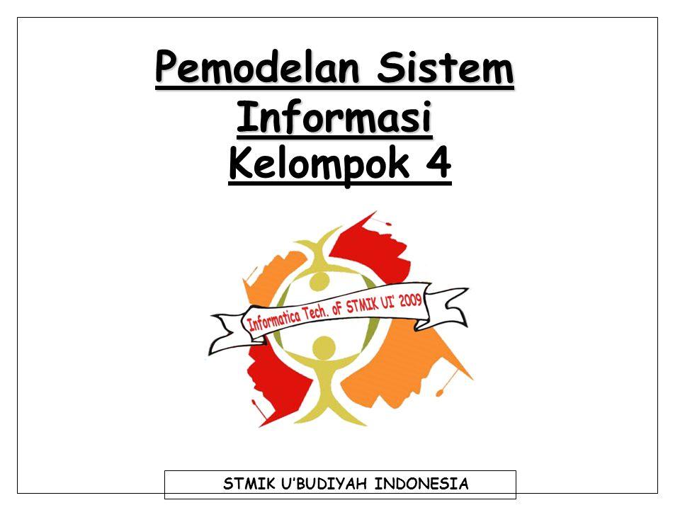 Pemodelan Sistem Informasi STMIK U'BUDIYAH INDONESIA