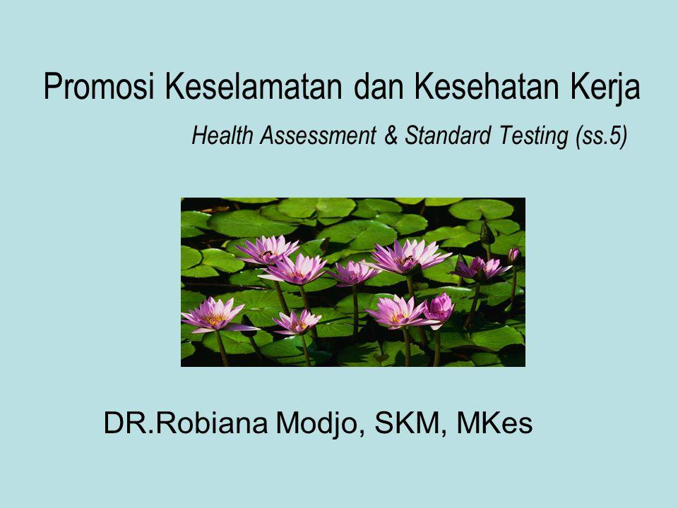 DR.Robiana Modjo, SKM, MKes