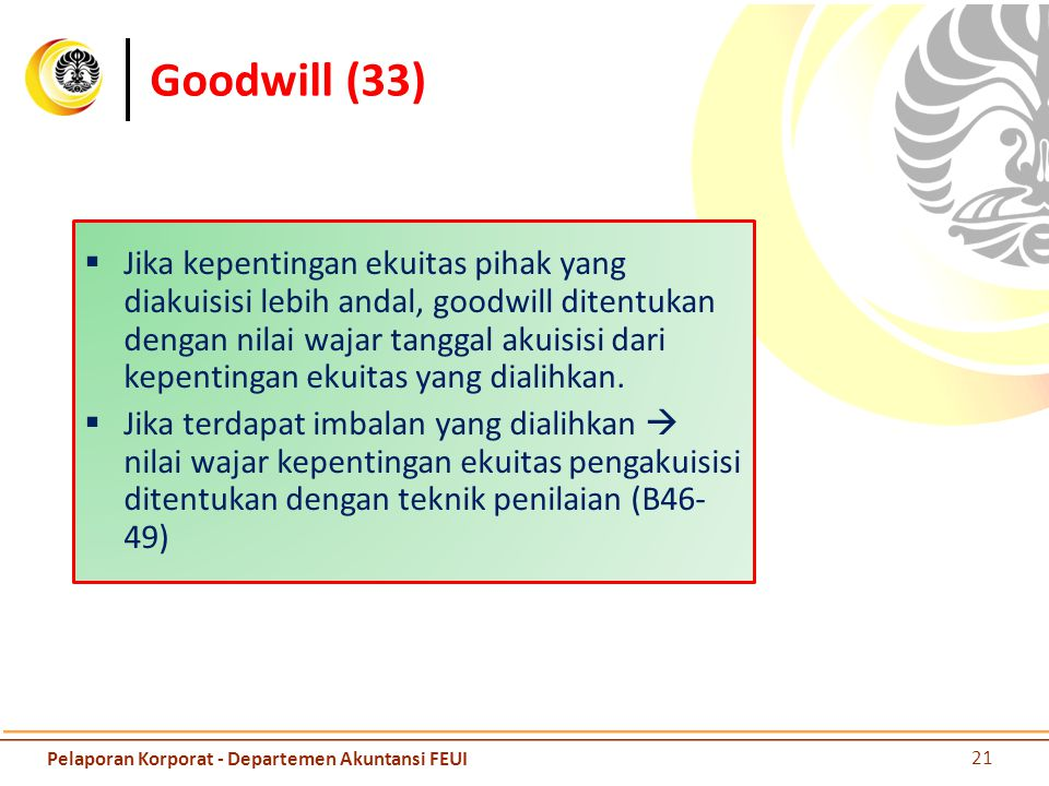 Goodwill (33)