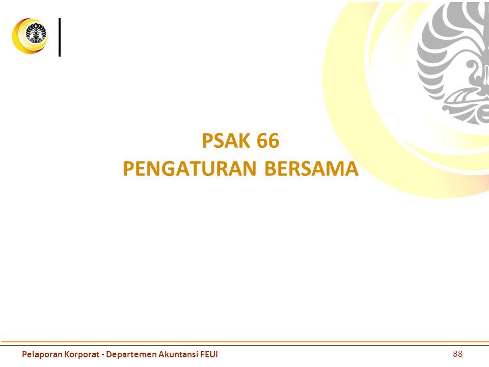 PSAK 66 PENGATURAN BERSAMA