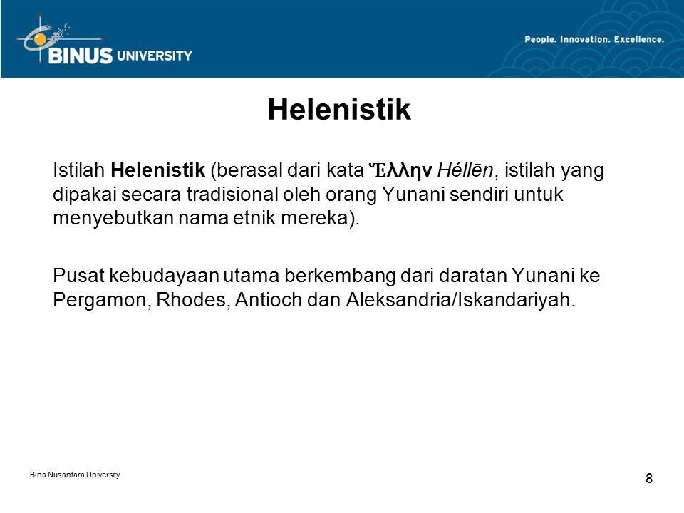 Helenistik