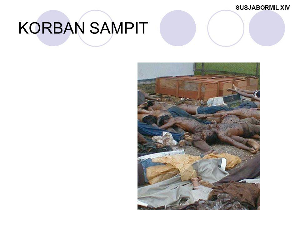 KORBAN SAMPIT