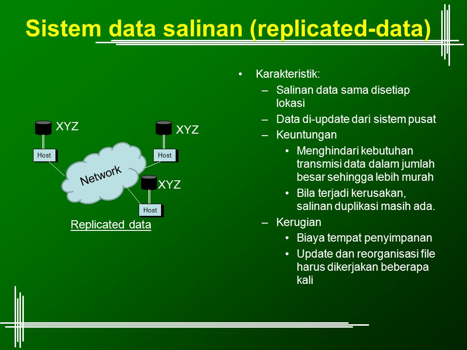 Sistem data salinan (replicated-data)