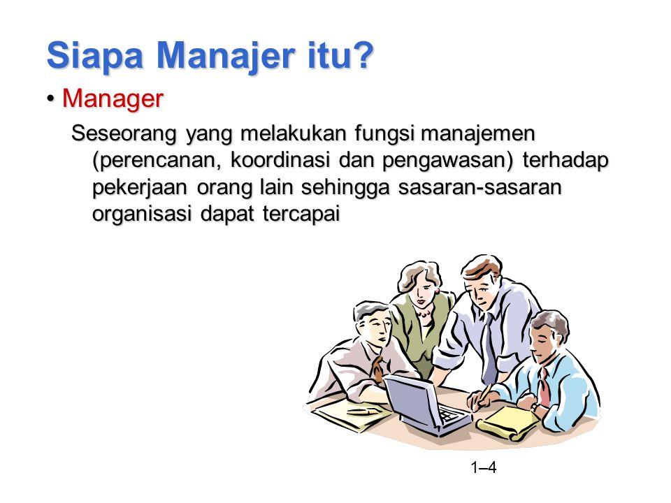 Siapa Manajer itu Manager