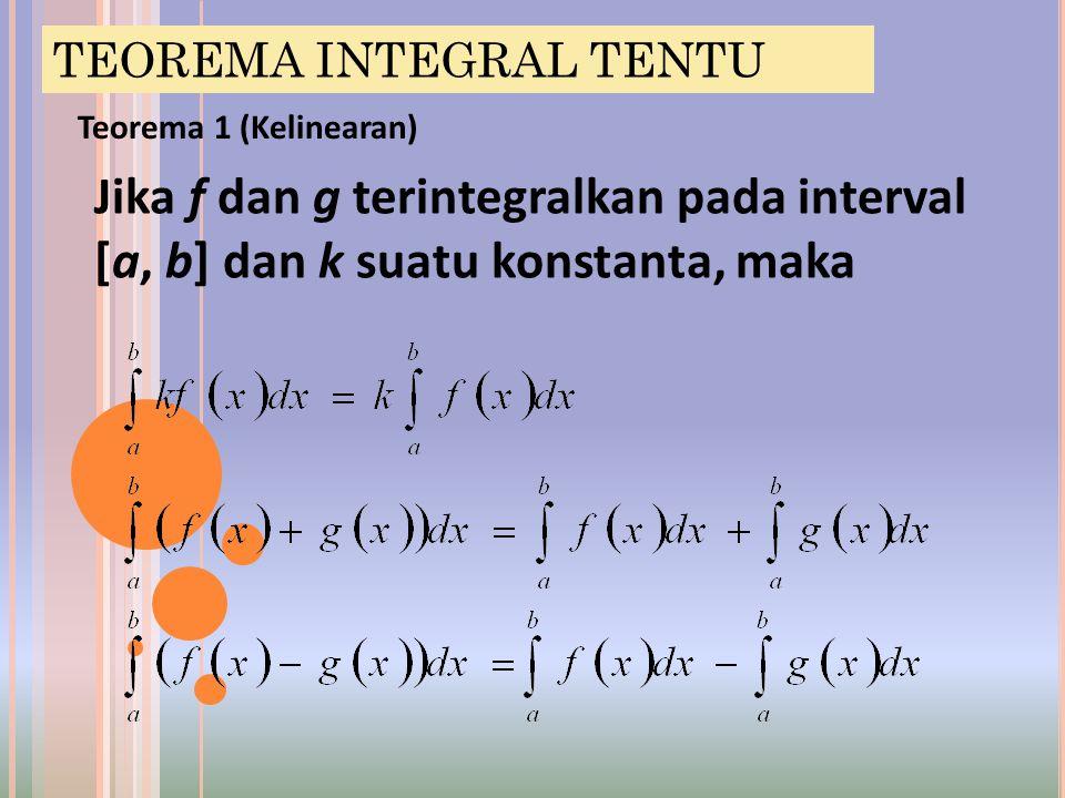 TEOREMA INTEGRAL TENTU
