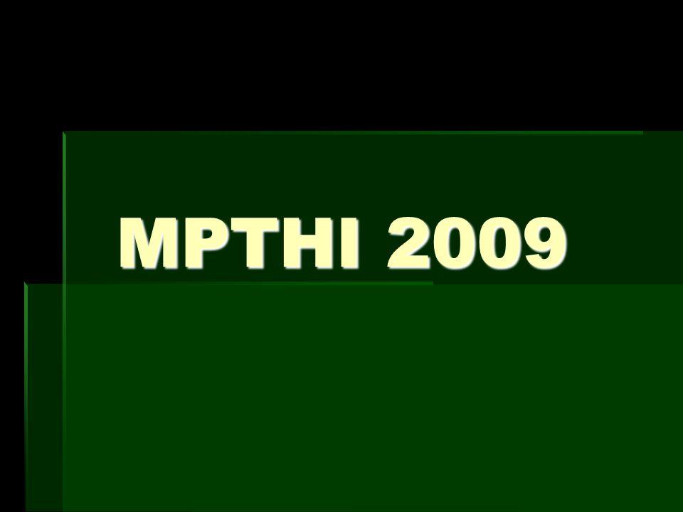 MPTHI 2009