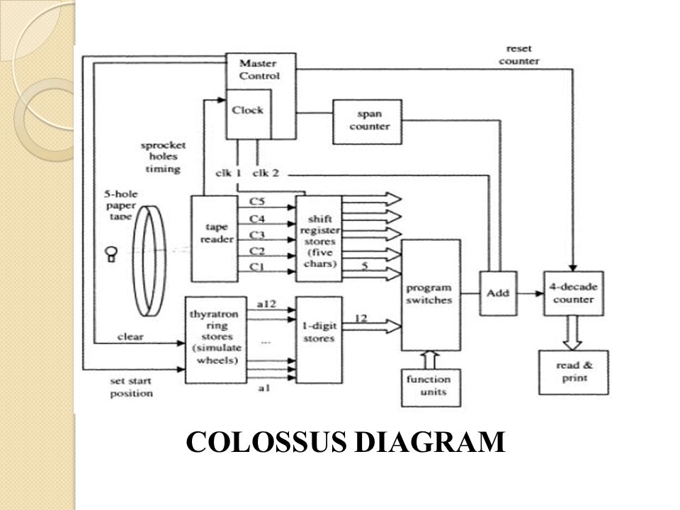 COLOSSUS DIAGRAM