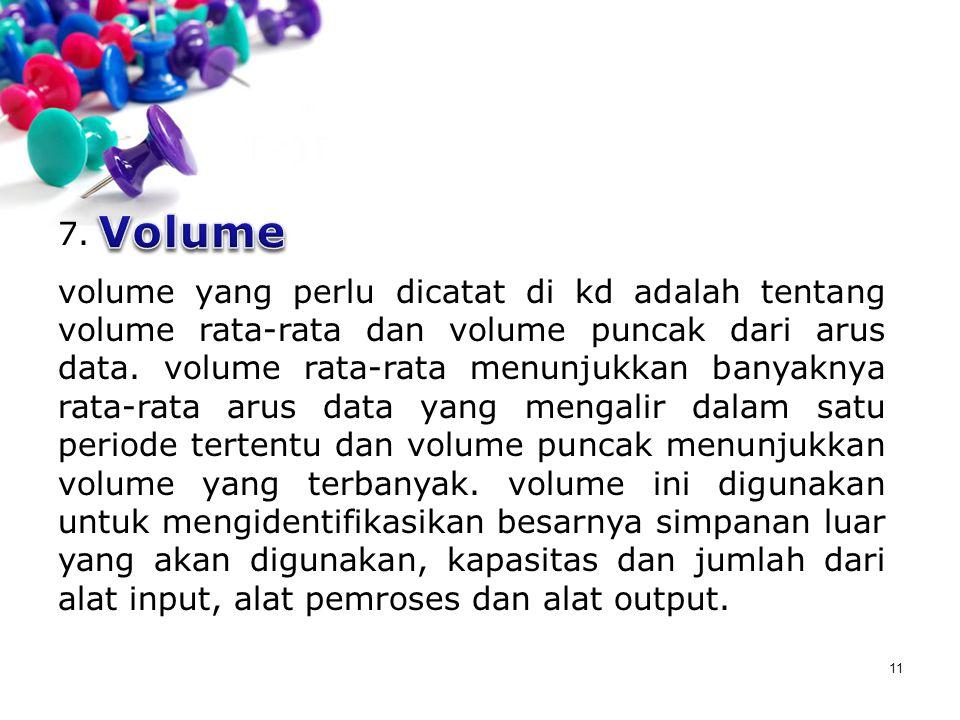 Volume 7.
