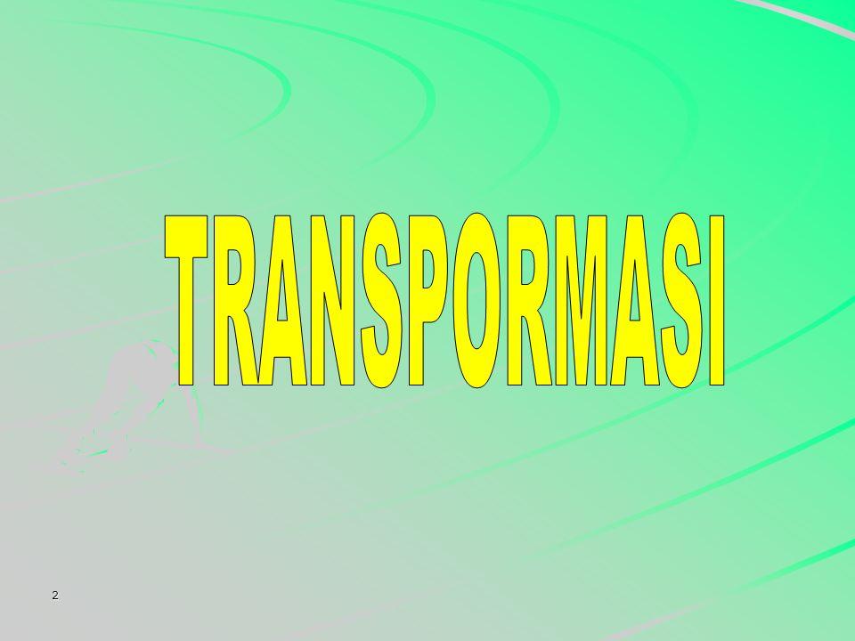 TRANSPORMASI 2