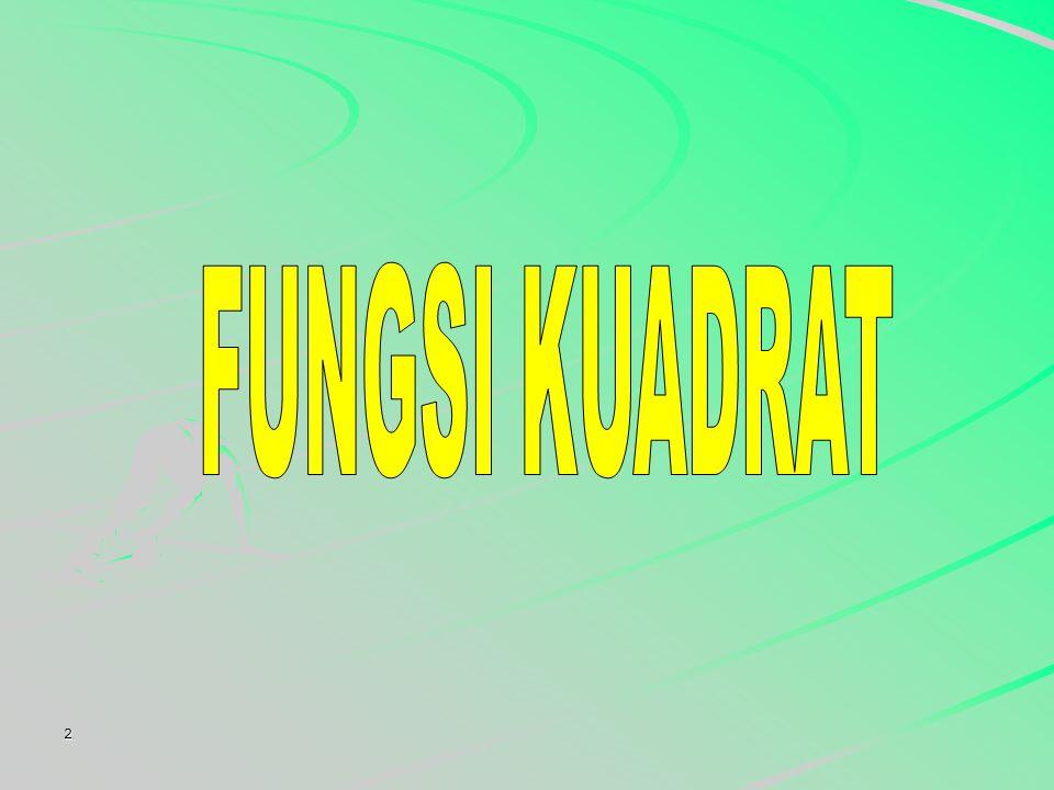 FUNGSI KUADRAT 2