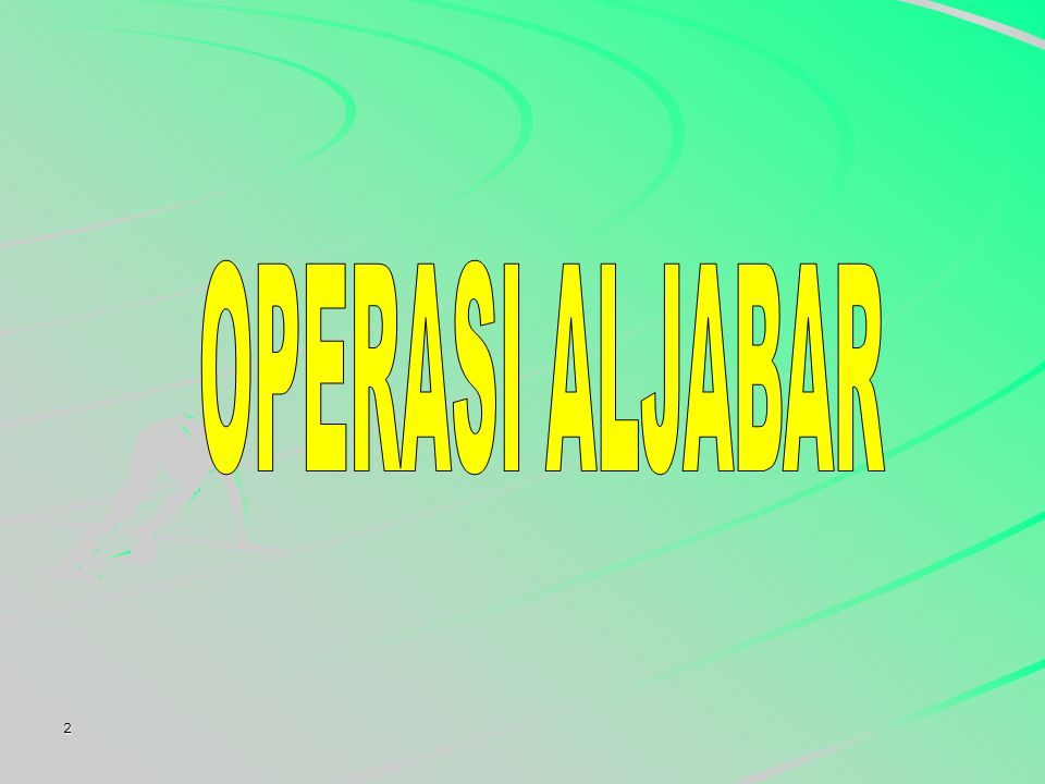 OPERASI ALJABAR 2