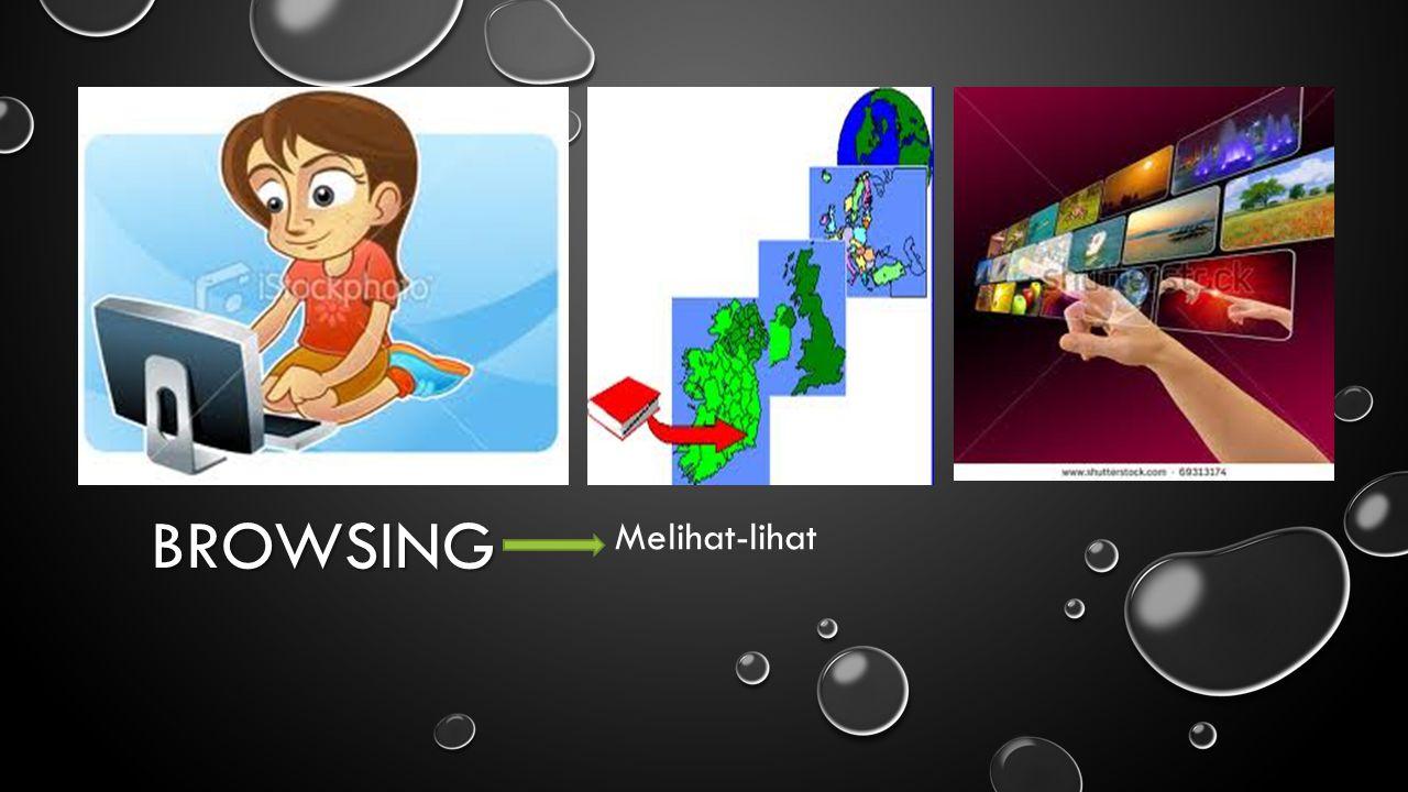 browsing Melihat-lihat