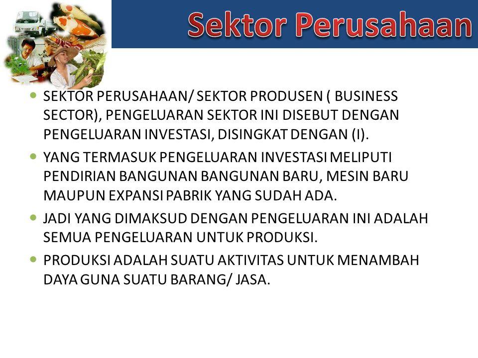 Sektor Perusahaan