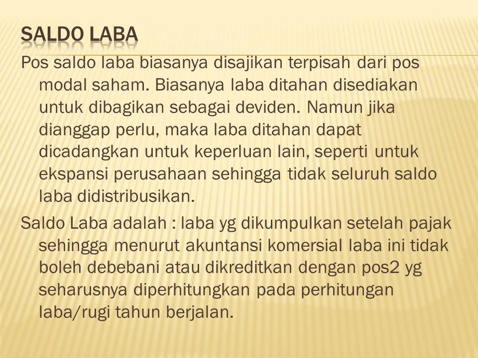 SALDO LABA