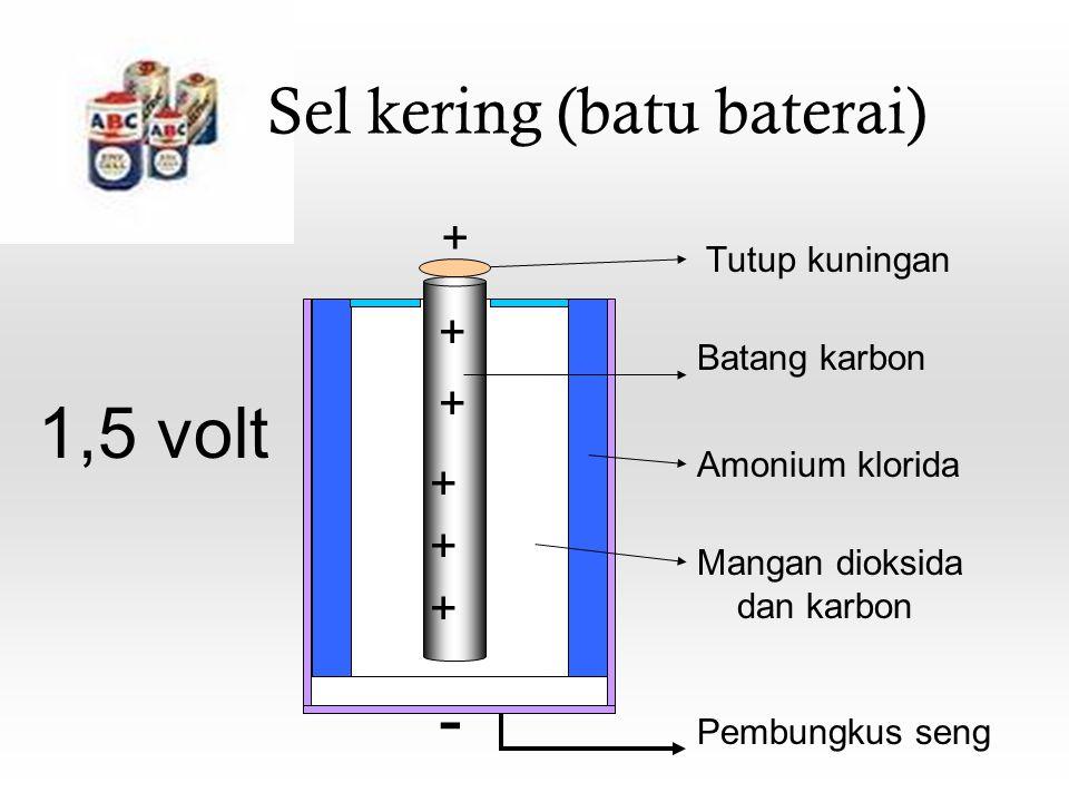 Sel kering (batu baterai)