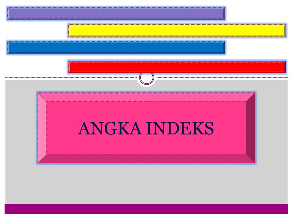 ANGKA INDEKS