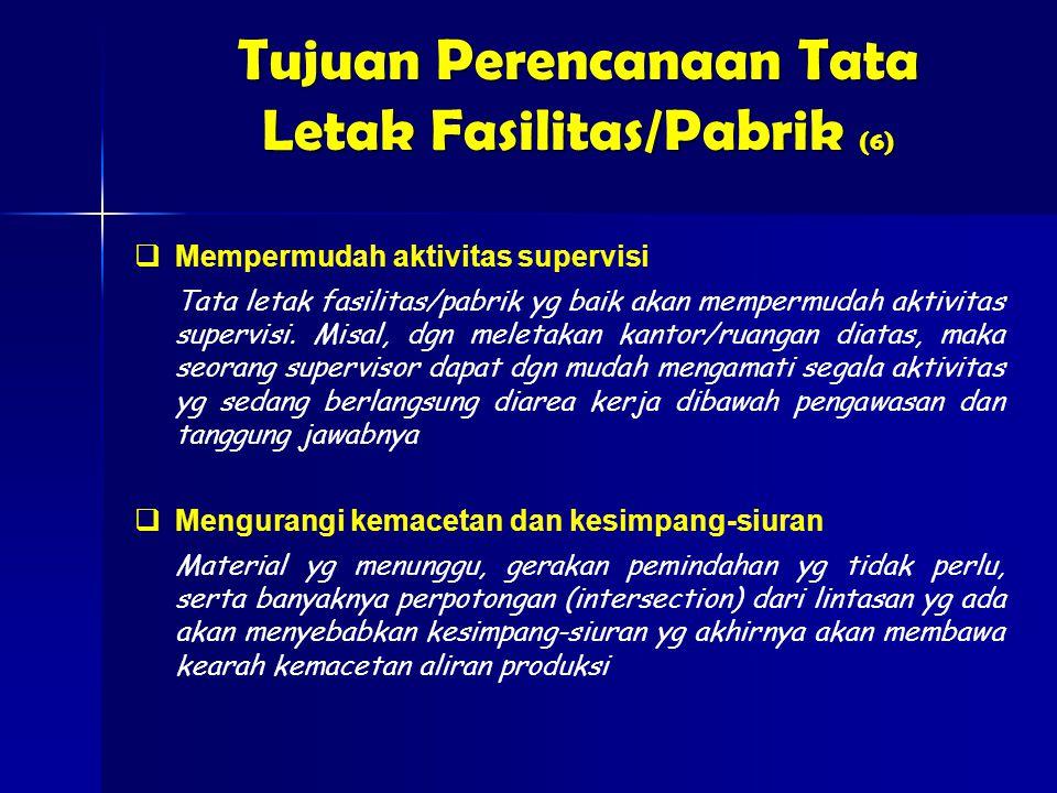 Tujuan Perencanaan Tata Letak Fasilitas/Pabrik (6)