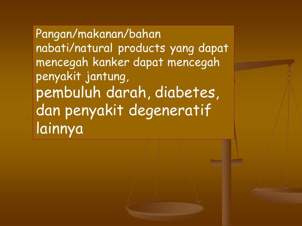 pembuluh darah, diabetes, dan penyakit degeneratif lainnya