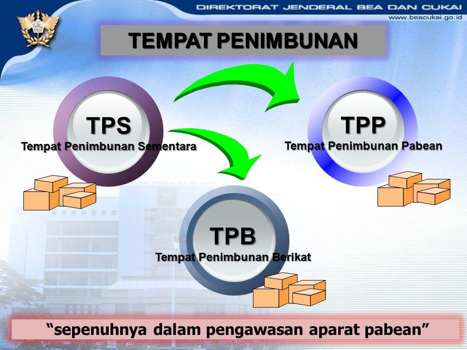 TPS TPP TPB TPB TEMPAT PENIMBUNAN
