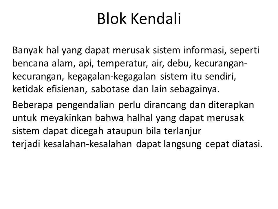 Blok Kendali
