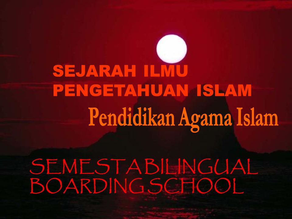 SEMESTA BILINGUAL BOARDING SCHOOL