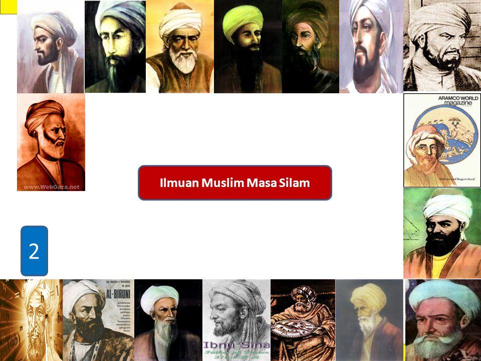 Ilmuan Muslim Masa Silam