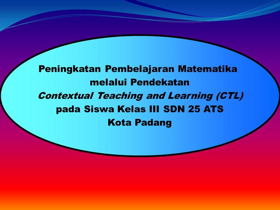 Peningkatan Pembelajaran Matematika melalui Pendekatan