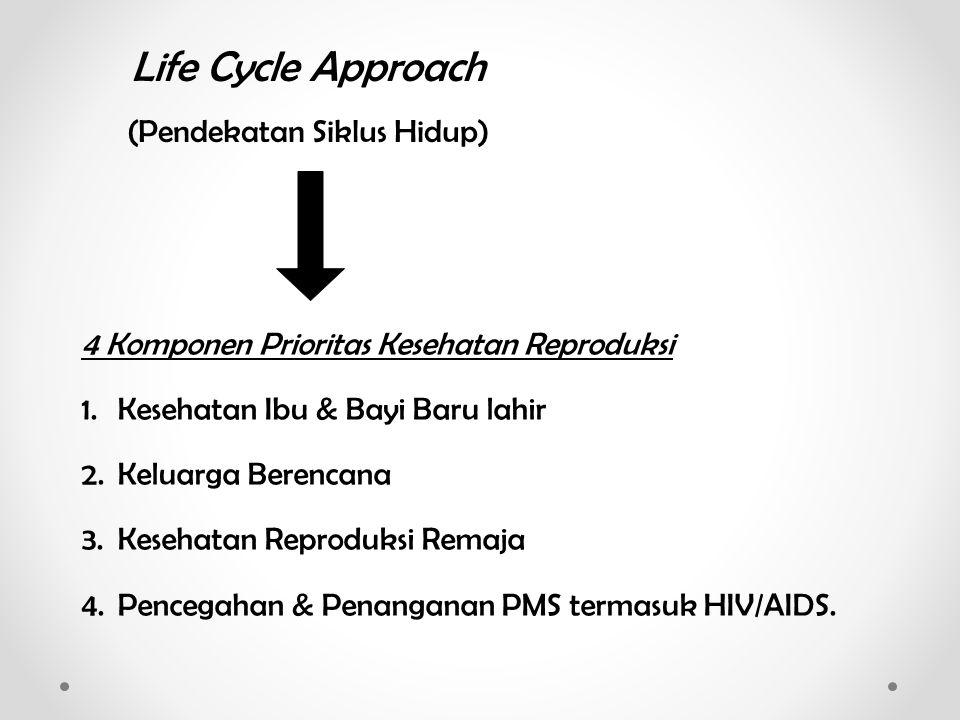 (Pendekatan Siklus Hidup)