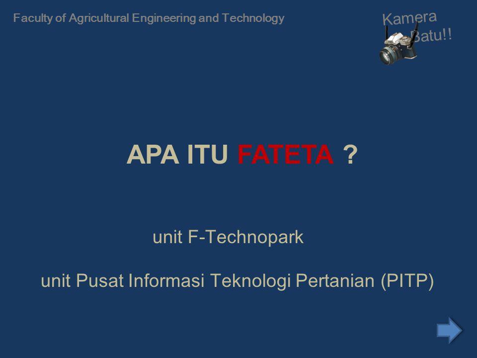 unit Pusat Informasi Teknologi Pertanian (PITP)