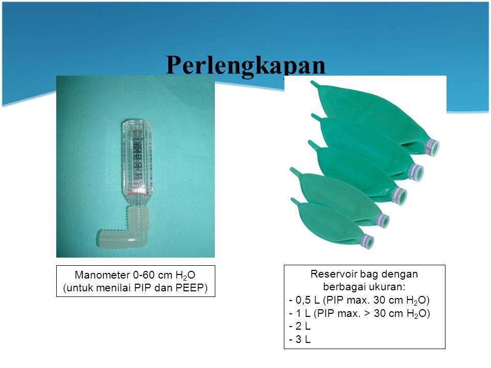 Perlengkapan Manometer 0-60 cm H2O