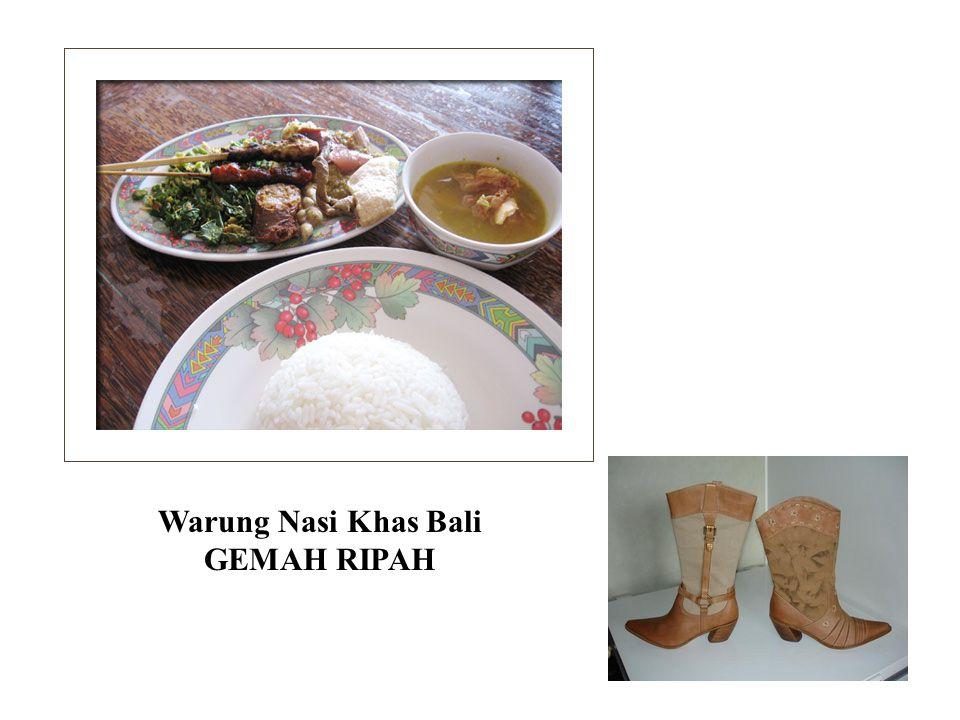 Warung Nasi Khas Bali GEMAH RIPAH