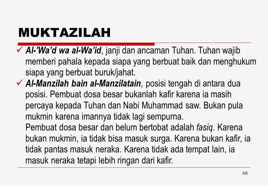 MUKTAZILAH