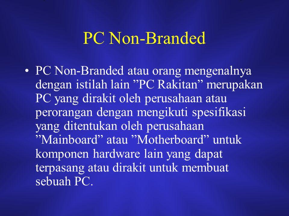 PC Non-Branded