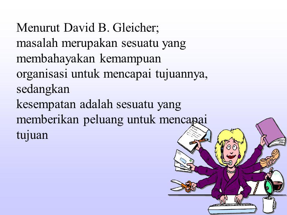 Menurut David B.