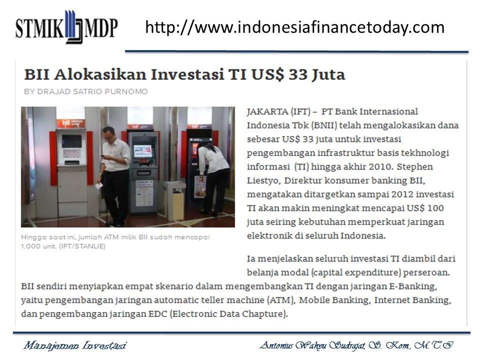 http://www.indonesiafinancetoday.com