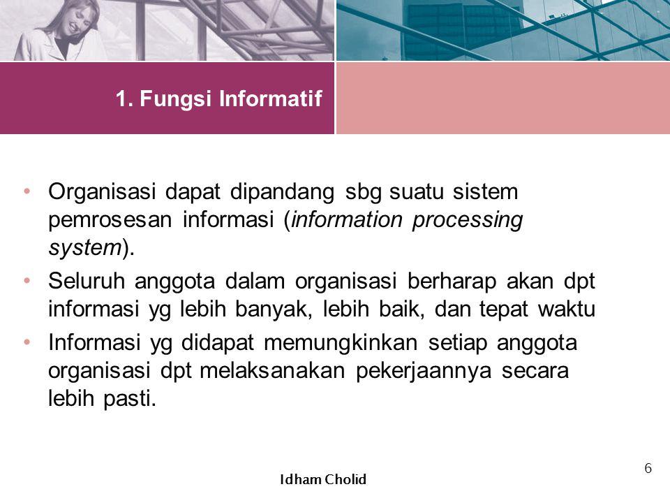 bahan 7 / perilaku organisasi / herwanparwiyanto