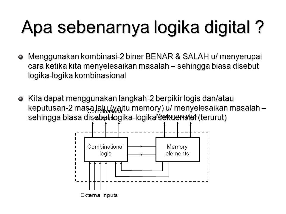 Apa sebenarnya logika digital