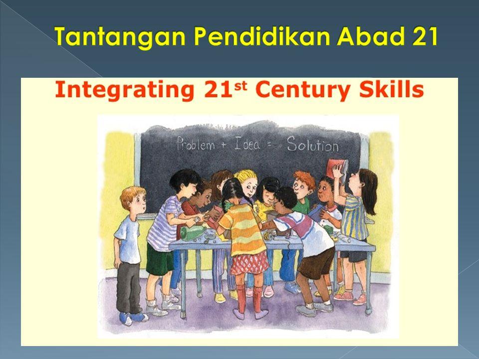Tantangan Pendidikan Abad 21