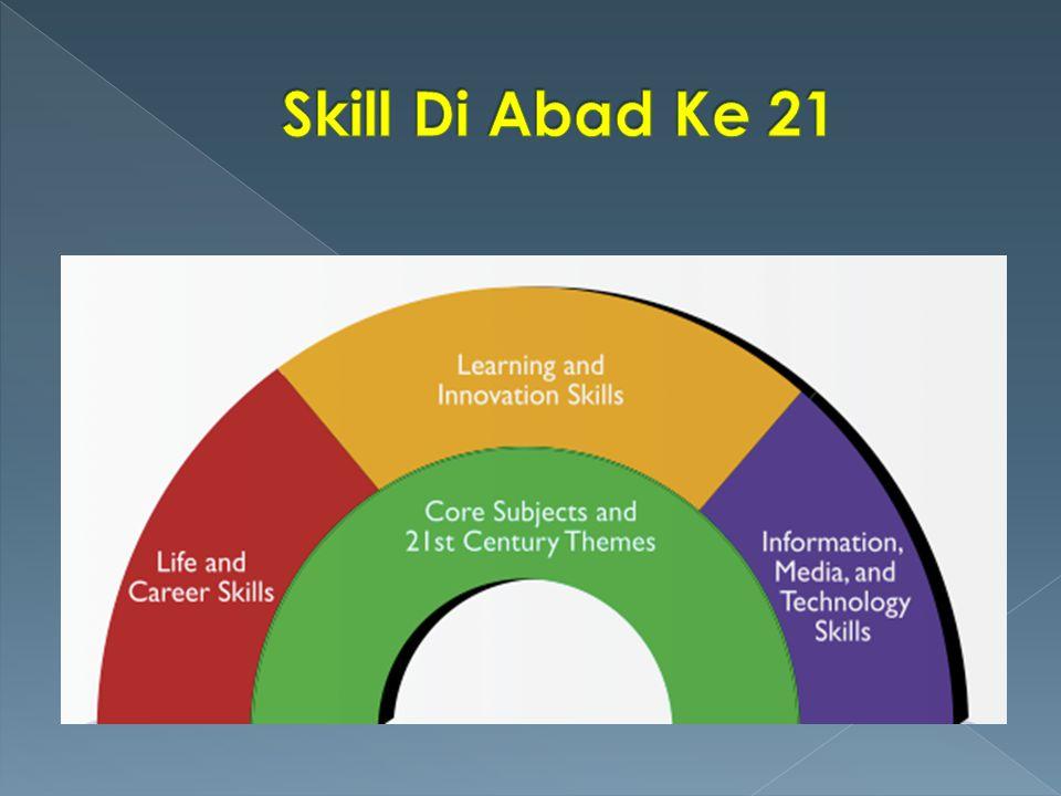 Skill Di Abad Ke 21