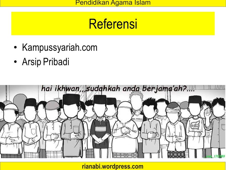 Referensi Kampussyariah.com Arsip Pribadi
