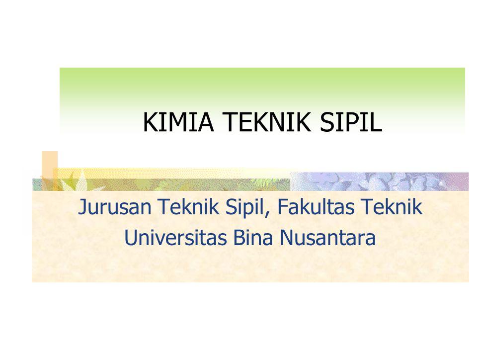 Jurusan Teknik Sipil, Fakultas Teknik Universitas Bina Nusantara