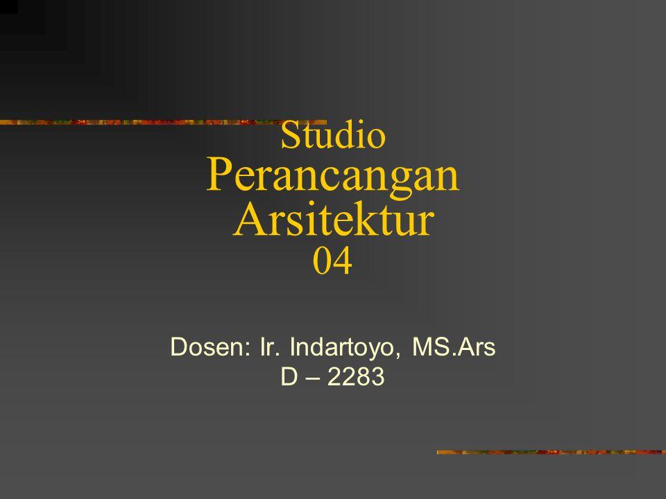 Studio Perancangan Arsitektur 04
