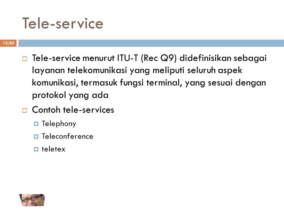 Tele-service