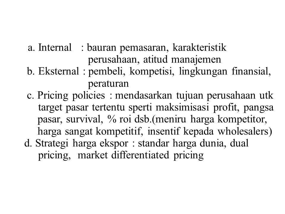 perusahaan, atitud manajemen