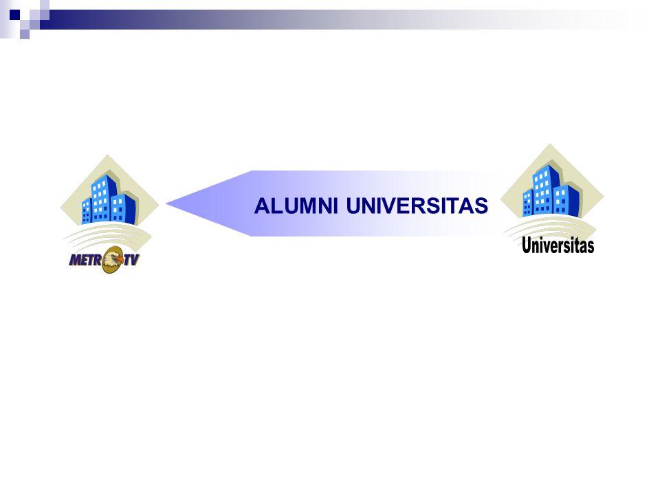 ALUMNI UNIVERSITAS Universitas